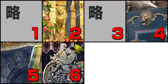 パティオ:ライオン