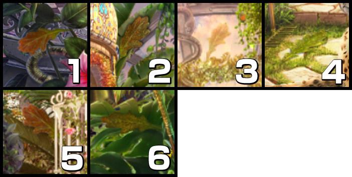 温室:オークの葉
