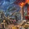 【Hidden City】東洋の寺攻略その2:クリアが難しい場合の避難場所