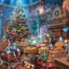 【Hidden City】クリスマスの学校攻略-ランクⅥまで :クリアが難しい場合の避難場所そ
