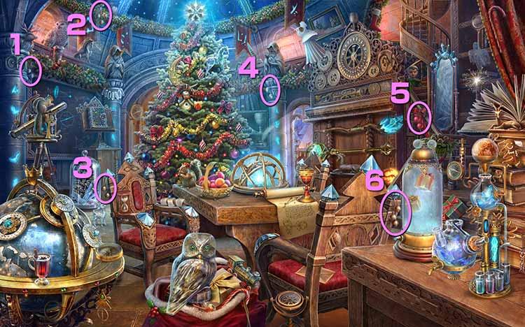 クリスマスの学校:ソリの鈴