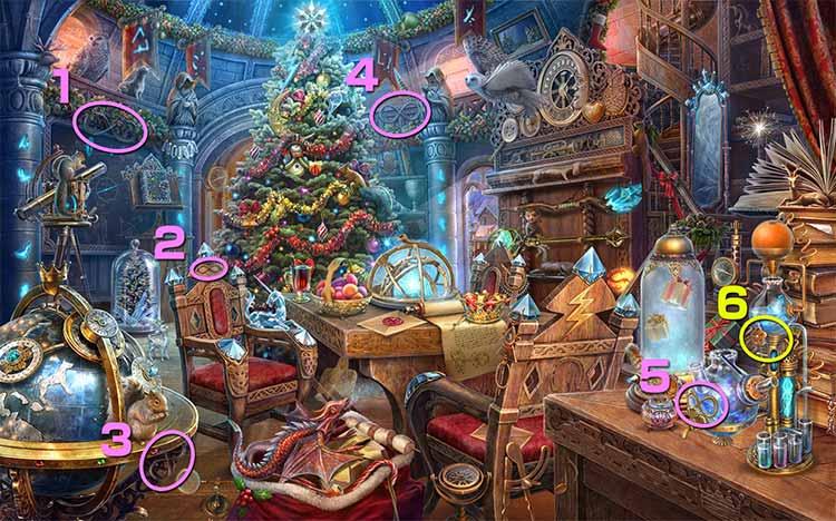 クリスマスの学校:無限シンボル