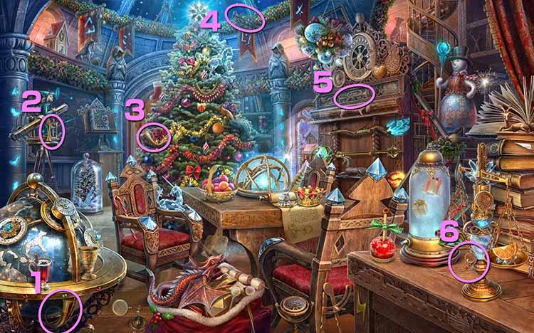 クリスマスの学校:ラッパ