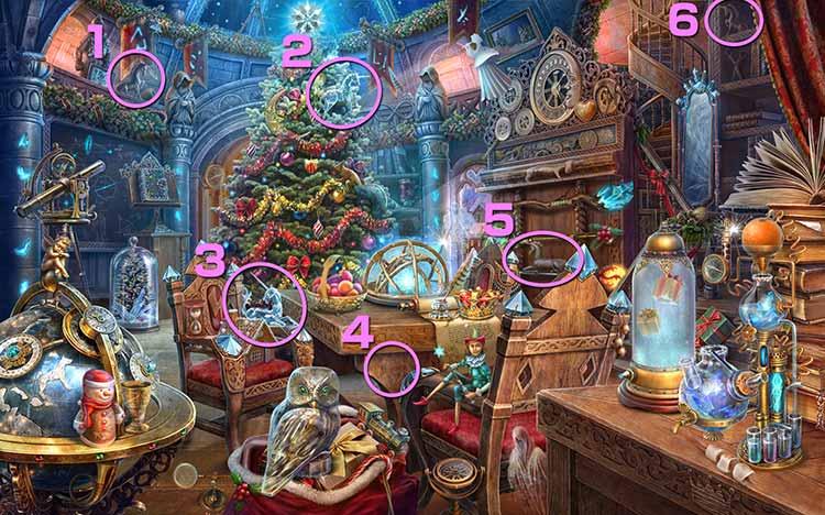 クリスマスの学校:ユニコーン