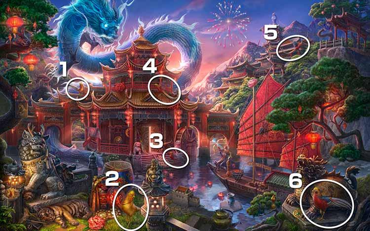 伝説の仏塔:キジ