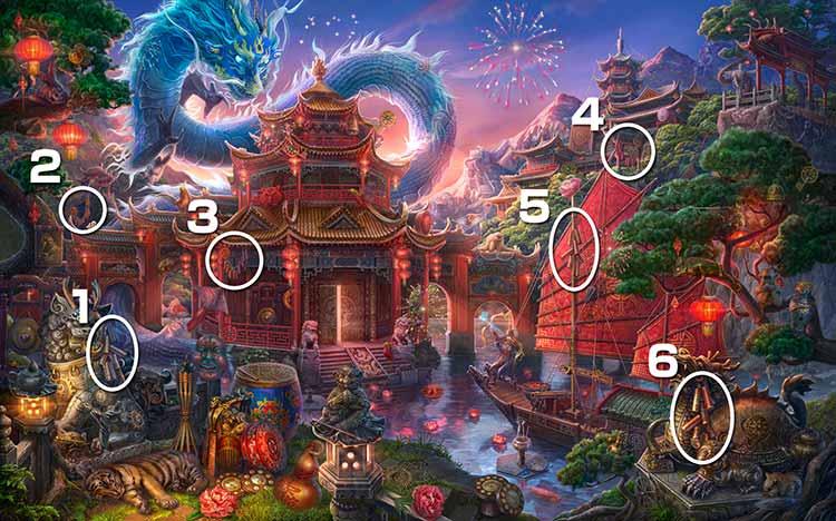 伝説の仏塔:クラッカー