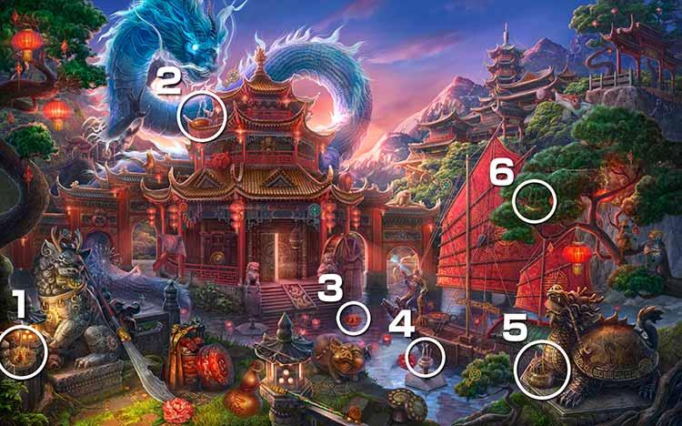 伝説の仏塔:香炉