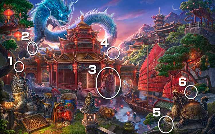 伝説の仏塔:水車