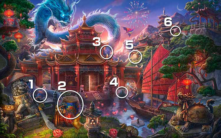 伝説の仏塔:太鼓