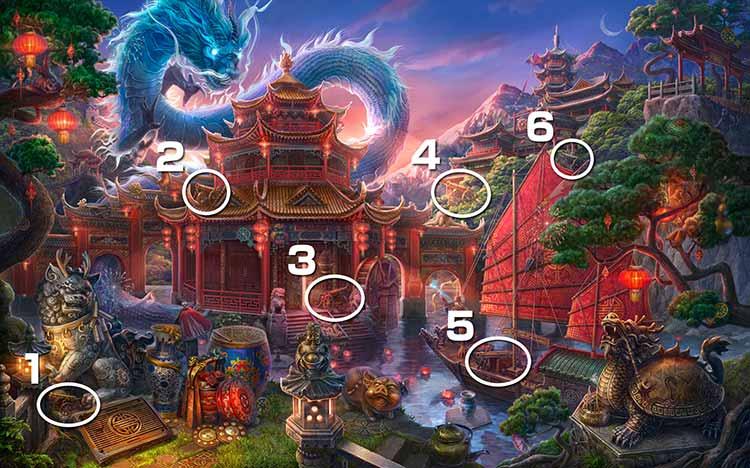 伝説の仏塔:大砲