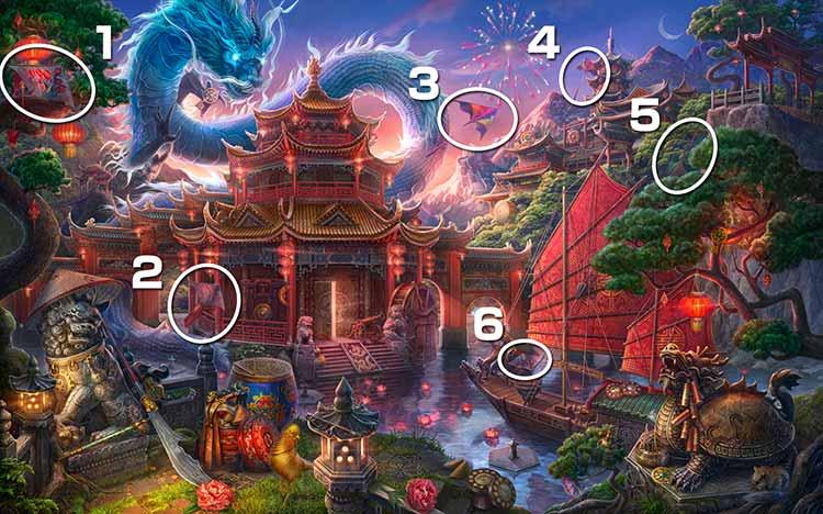 伝説の仏塔:凧