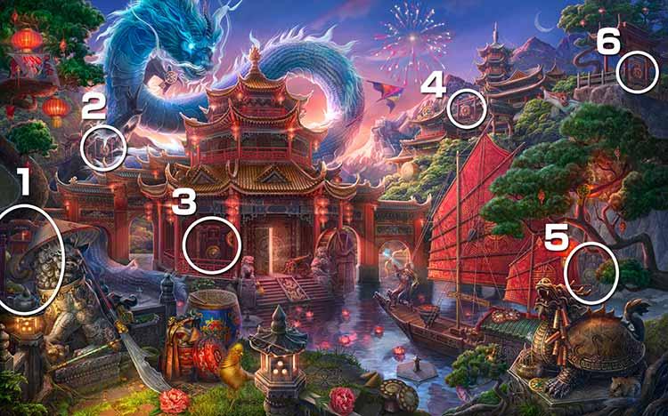 伝説の仏塔:ドラ