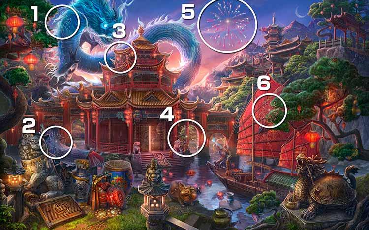 伝説の仏塔:花火