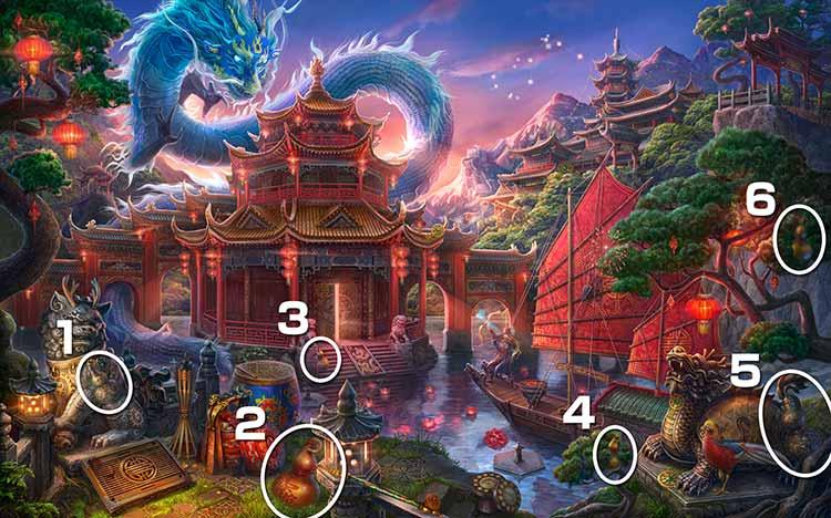 伝説の仏塔:ひょうたん