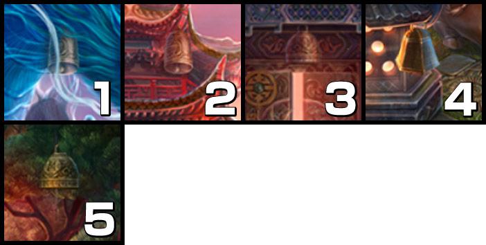 伝説の仏塔:ベル