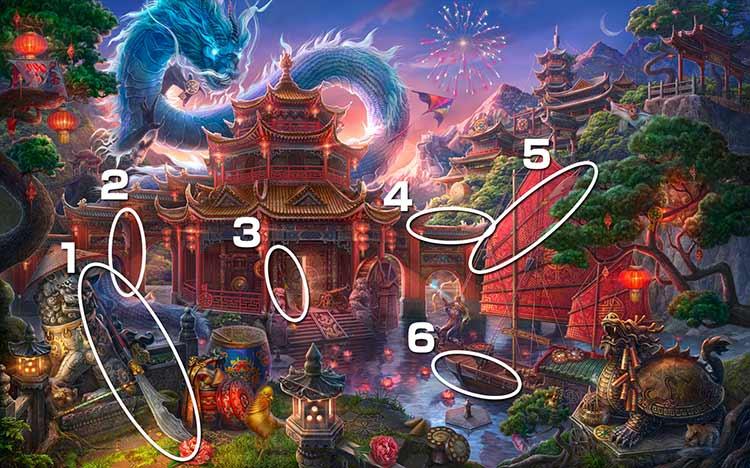 伝説の仏塔:太刀