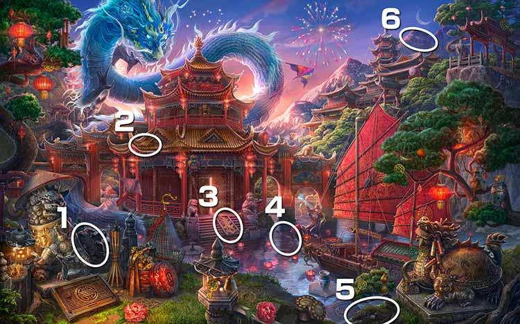 伝説の仏塔:ワニ