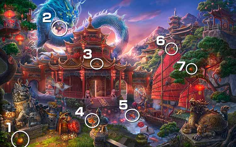 伝説の仏塔:みかん
