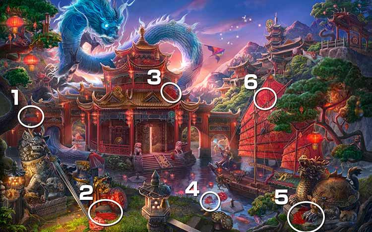 伝説の仏塔:赤い封筒