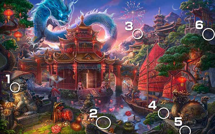 伝説の仏塔:陰陽