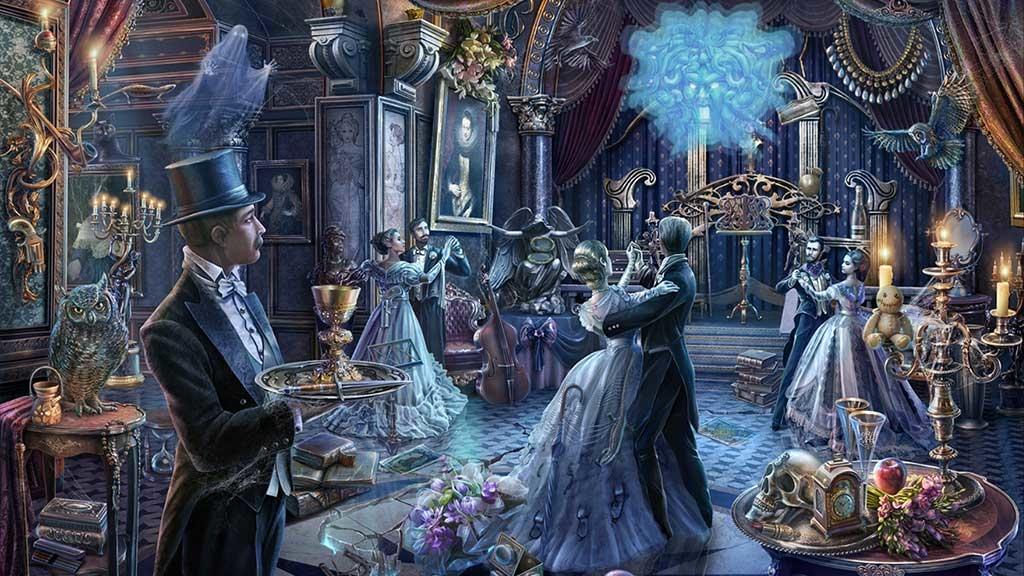 魅惑の舞踏会