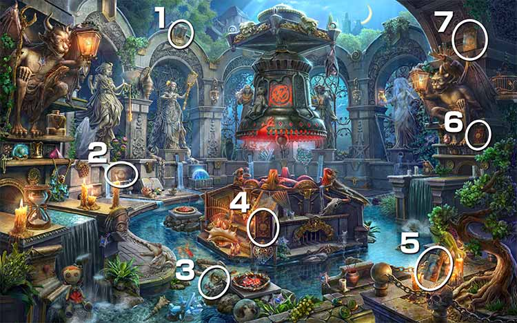 魔女の住処:タロットカード