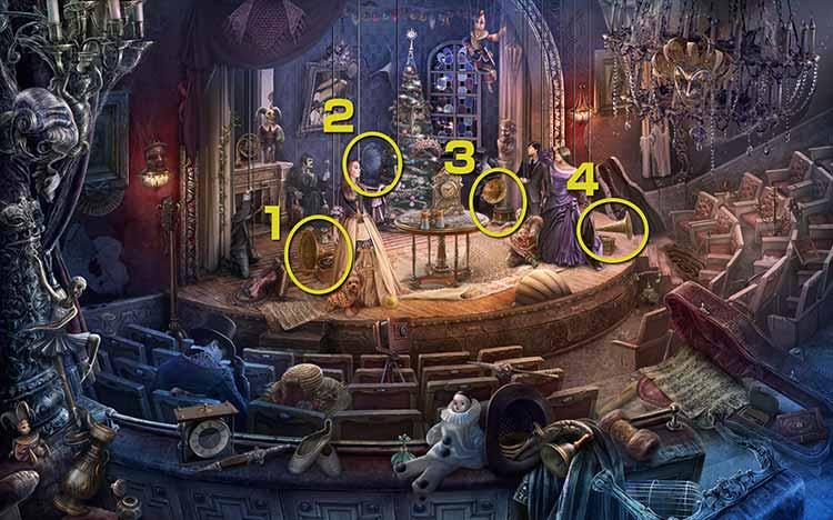 歓喜の劇場:蓄音機
