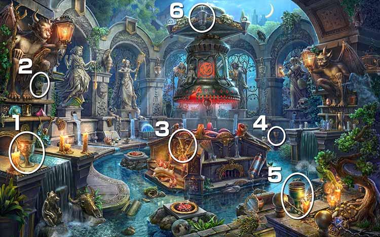 魔女の住処:聖杯