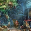 【Hidden City】忘れられたおもちゃの庭攻略その1:クリアが難しい場合の避難場所